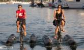 waterbike-on-water