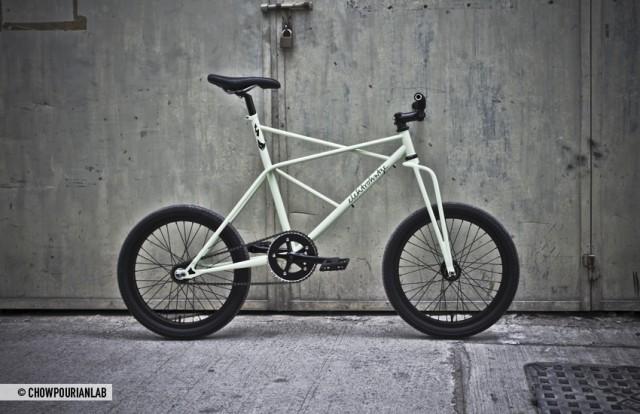 ELEKTROKATZE: a new bicycle design by ChowPourianLab